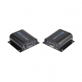 HDMI extender over single cat6/7 cable with IR 60M