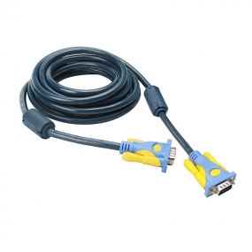 6FT 2M VGA Cable For SVGA VGA Video Monitor Cable for TV Computer