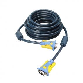 20FT 6M VGA Cable For SVGA VGA Video Monitor Cable for TV Computer