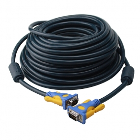 100FT 30M VGA Cable For SVGA VGA Video Monitor Cable for TV Computer